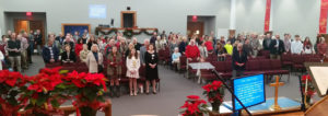 Congregation Picture Christmas 2017