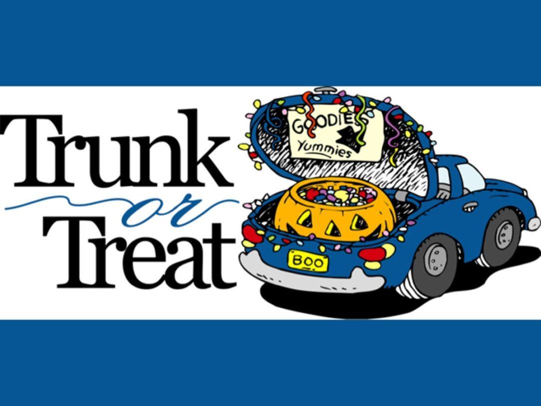Trunk or Treat Car