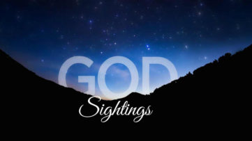 God Sightings
