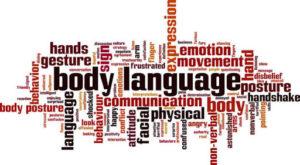 Body Language Words