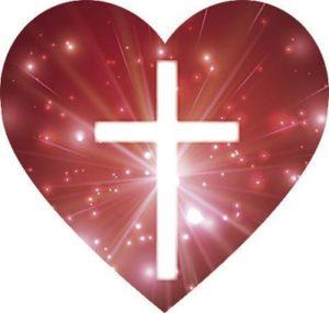 Cross on a Heart