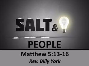 Salt and Light People